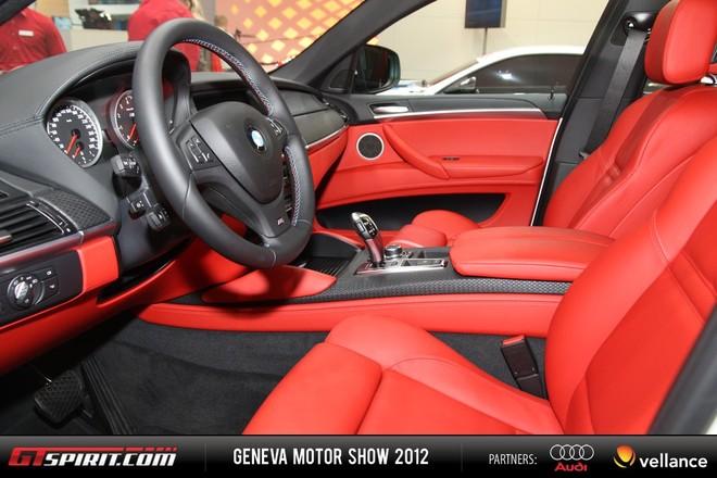 Cận cảnh BMW X6 M Facelift mới ảnh 7