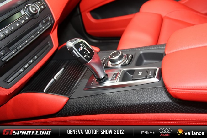Cận cảnh BMW X6 M Facelift mới ảnh 8