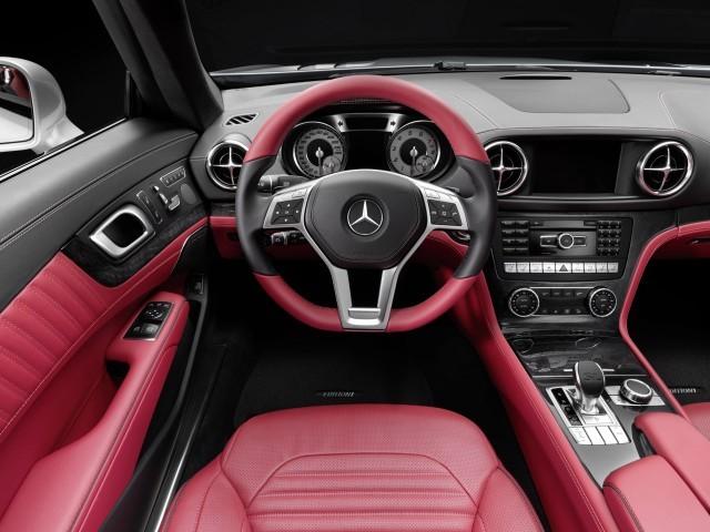 Mercedes-Benz SL550 sẽ có giá từ 106.375 USD ảnh 11