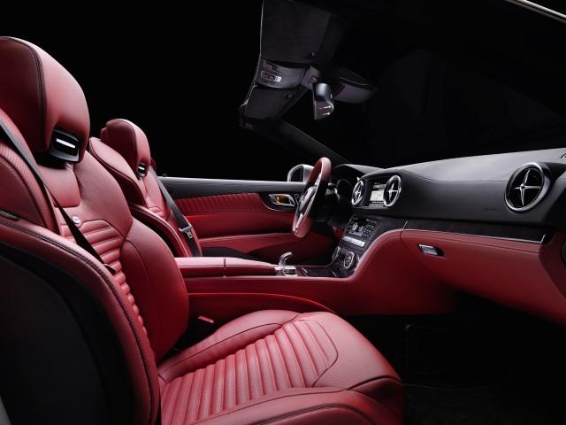 Mercedes-Benz SL550 sẽ có giá từ 106.375 USD ảnh 12