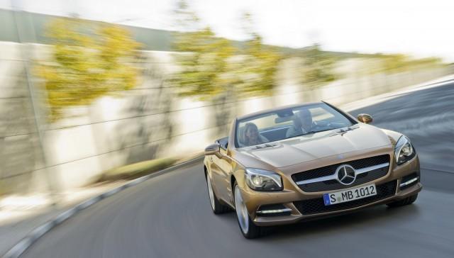 Mercedes-Benz SL550 sẽ có giá từ 106.375 USD ảnh 3