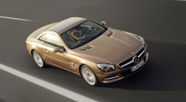 Mercedes-Benz SL550 sẽ có giá từ 106.375 USD ảnh 6