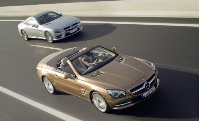 Mercedes-Benz SL550 sẽ có giá từ 106.375 USD ảnh 7