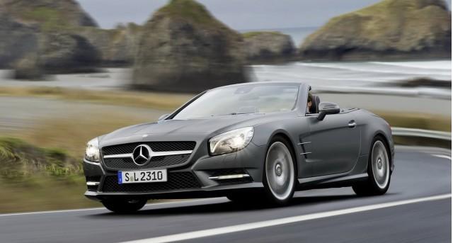 Mercedes-Benz SL550 sẽ có giá từ 106.375 USD ảnh 8