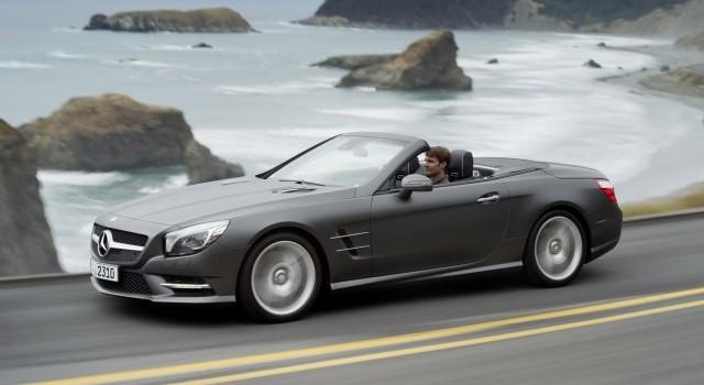 Mercedes-Benz SL550 sẽ có giá từ 106.375 USD ảnh 9