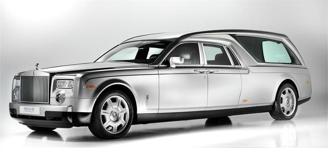 Rolls-Royce Phantom B12 - chiếc xe tang đắt nhất thế giới ảnh 2