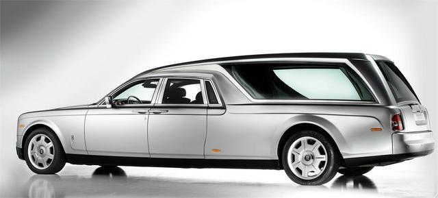 Rolls-Royce Phantom B12 - chiếc xe tang đắt nhất thế giới ảnh 1