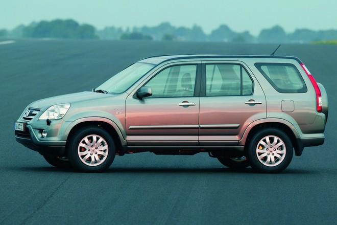 Honda CR-V 2006 bị thu hồi khẩn cấp do lỗi mối hàn ảnh 1