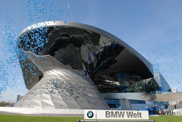 """BMW Welt - """"thiên đường"""" của những tín đồ xe """"Bimmer"""" ảnh 2"""