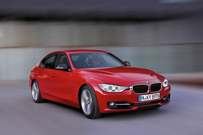 BMW Series 3 hoàn toàn mới chính thức xuất hiện tại Việt Nam ảnh 1