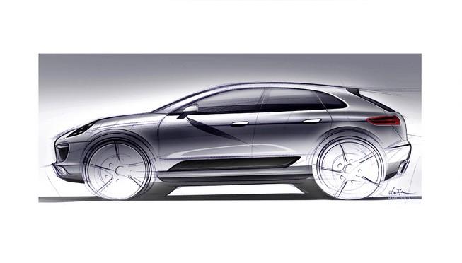 """Porsche rò rỉ tên """"nóng"""" cho mẫu SUV mới ảnh 1"""