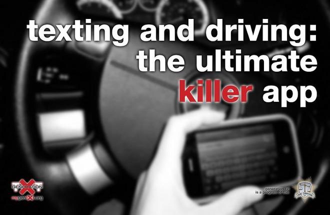 Nghiên cứu mới về việc nhắn tin khi lái xe ảnh 1