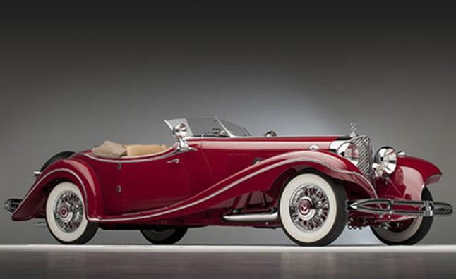 Đòi lại chiếc Mercedes-Benz cổ cực độc sau hơn nửa thế kỉ bị đánh cắp ảnh 1