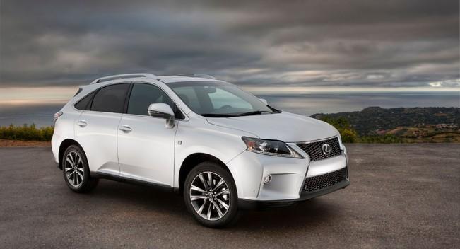 Lexus chuẩn bị ra mắt CX, nâng cấp RX ảnh 1