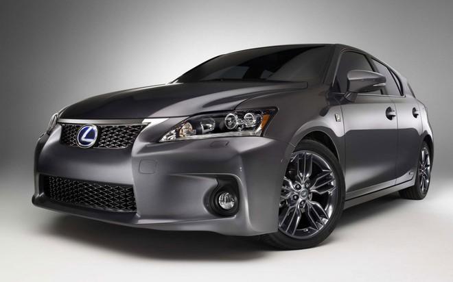 """Xe sang nhà Lexus được """"nâng đời"""" với giá bán hấp dẫn ảnh 1"""