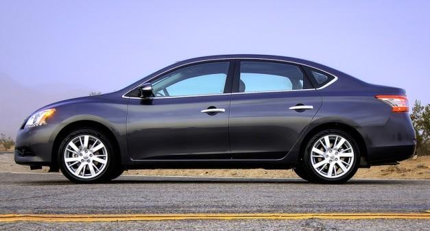"""Nissan Sentra 2013 - """"tân binh"""" mang tính """"cách mạng"""" của Nissan ảnh 1"""