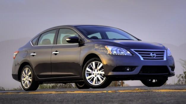 """Nissan Sentra 2013 - """"tân binh"""" mang tính """"cách mạng"""" của Nissan ảnh 2"""