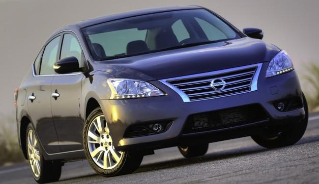 """Nissan Sentra 2013 - """"tân binh"""" mang tính """"cách mạng"""" của Nissan ảnh 3"""
