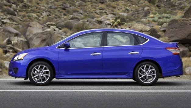 """Nissan Sentra 2013 - """"tân binh"""" mang tính """"cách mạng"""" của Nissan ảnh 7"""