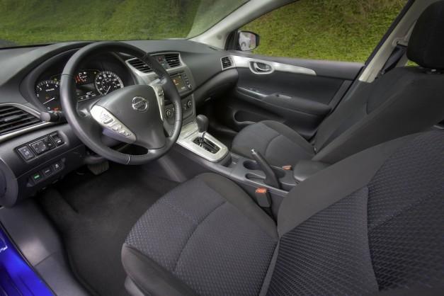 """Nissan Sentra 2013 - """"tân binh"""" mang tính """"cách mạng"""" của Nissan ảnh 5"""