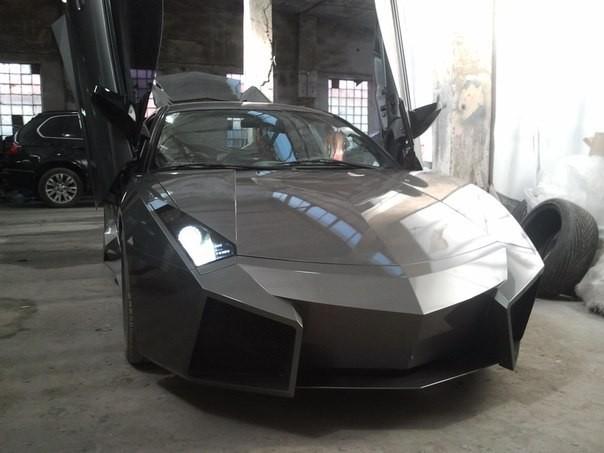 """Mitsubishi biến hoá thành """"siêu bò"""" Lamborghini ảnh 2"""