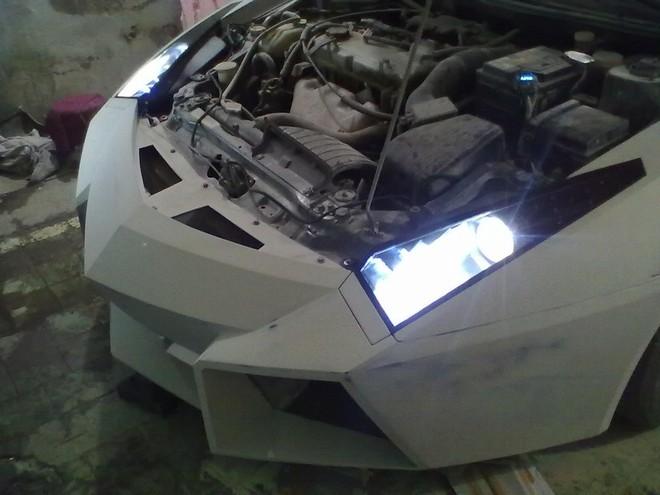 """Mitsubishi biến hoá thành """"siêu bò"""" Lamborghini ảnh 13"""