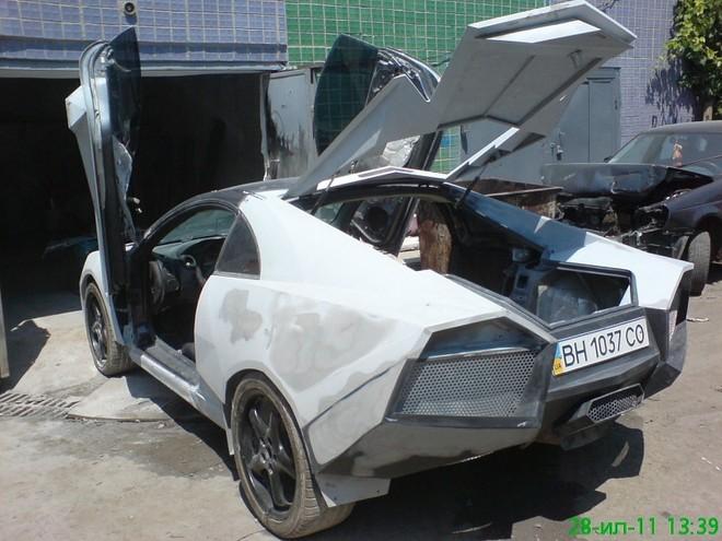 """Mitsubishi biến hoá thành """"siêu bò"""" Lamborghini ảnh 14"""
