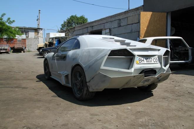 """Mitsubishi biến hoá thành """"siêu bò"""" Lamborghini ảnh 3"""
