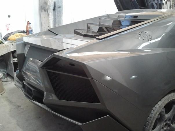 """Mitsubishi biến hoá thành """"siêu bò"""" Lamborghini ảnh 9"""