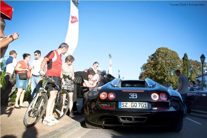 Chiêm ngưỡng dàn siêu xe Bugatti quần tụ tại Pháp ảnh 11