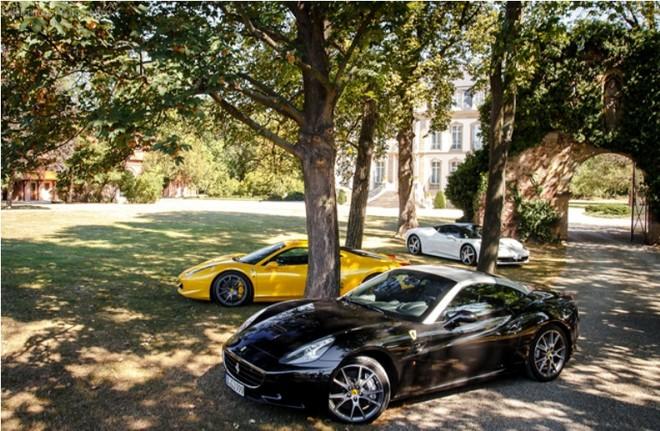 Chiêm ngưỡng dàn siêu xe Bugatti quần tụ tại Pháp ảnh 5