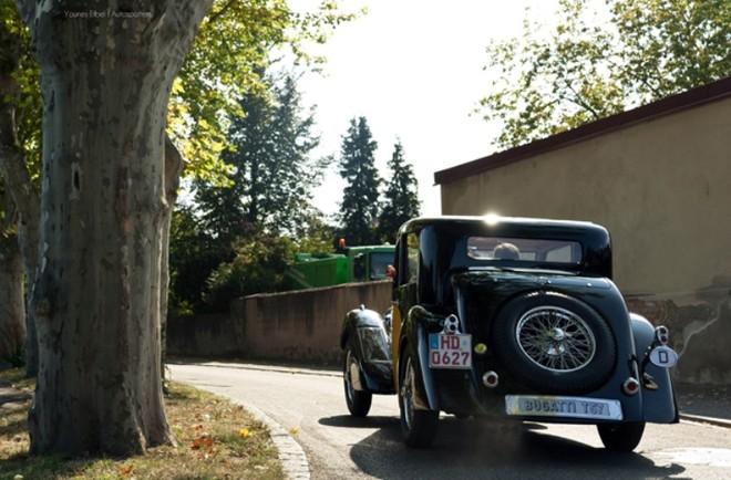 Chiêm ngưỡng dàn siêu xe Bugatti quần tụ tại Pháp ảnh 3