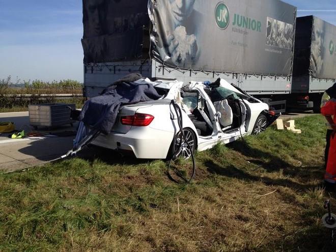 Một lái xe thiệt mạng khi lái thử nghiệm BMW 5-Series ảnh 2