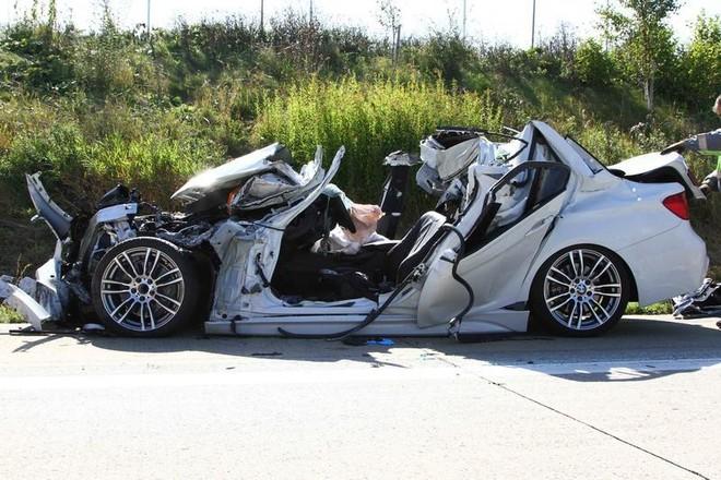 Một lái xe thiệt mạng khi lái thử nghiệm BMW 5-Series ảnh 3