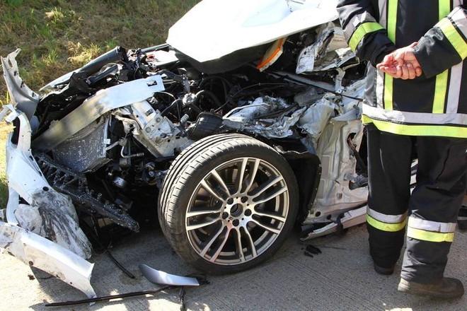 Một lái xe thiệt mạng khi lái thử nghiệm BMW 5-Series ảnh 4