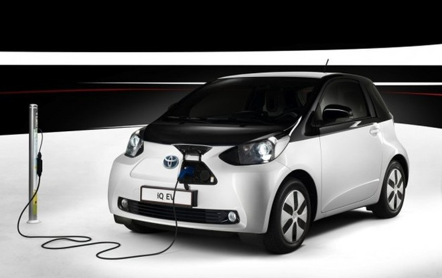 """Xe hơi động cơ điện không được Toyota """"ưu ái"""" ảnh 1"""