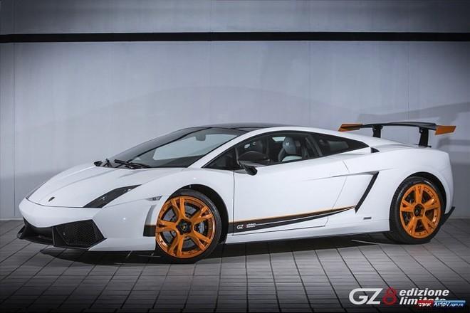 """8 siêu """"bò"""" Lamborghini bán độc quyền tại Trung Quốc ảnh 4"""
