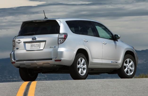 """Xe hơi động cơ điện không được Toyota """"ưu ái"""" ảnh 5"""