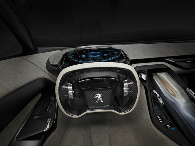"""Những """"anh tài"""" tại Paris Motor Show 2012 ảnh 7"""