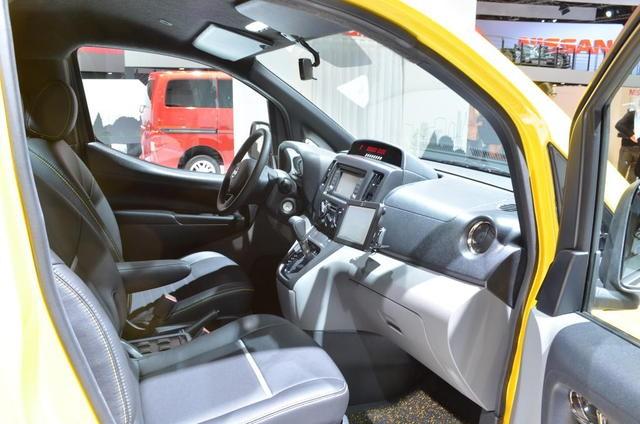 """Nissan giới thiệu """"Taxi của Tương lai"""" tại Paris Motor Show ảnh 2"""