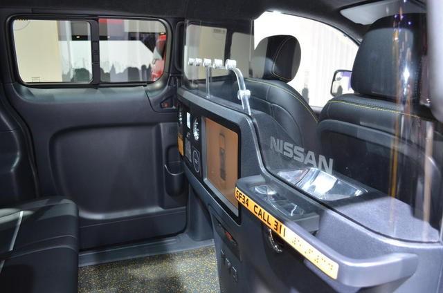 """Nissan giới thiệu """"Taxi của Tương lai"""" tại Paris Motor Show ảnh 3"""