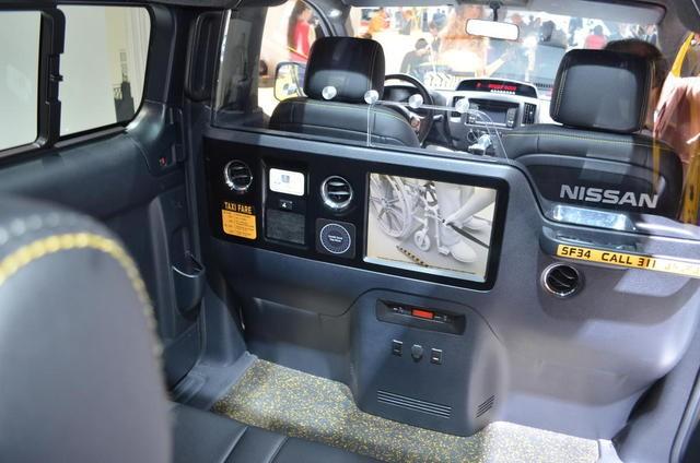 """Nissan giới thiệu """"Taxi của Tương lai"""" tại Paris Motor Show ảnh 4"""