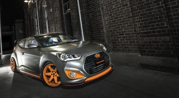 Hyundai Veloster Street trình làng tại Australian Motor Show ảnh 5