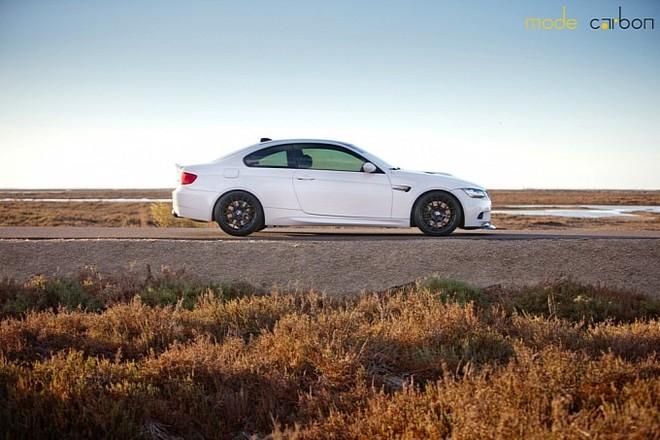 """Chiêm ngưỡng BMW M3 """"Bạch Tuyết"""" trắng tinh tế ảnh 4"""