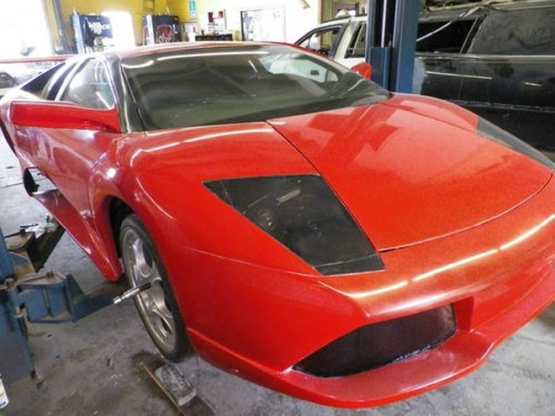Lamborghini Murcielago rao bán trên eBay với giá siêu rẻ ảnh 2