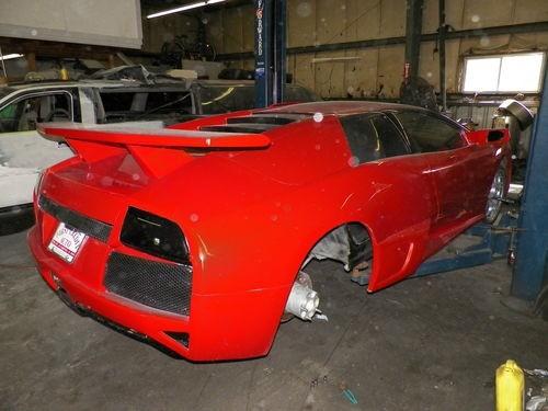 Lamborghini Murcielago rao bán trên eBay với giá siêu rẻ ảnh 6