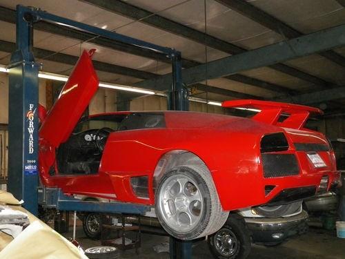 Lamborghini Murcielago rao bán trên eBay với giá siêu rẻ ảnh 7