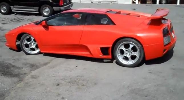 Lamborghini Murcielago rao bán trên eBay với giá siêu rẻ ảnh 1