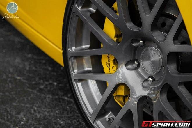 """Ra mắt """"chú nhện vàng"""" Lamborghini Gallardo Spyder ảnh 2"""