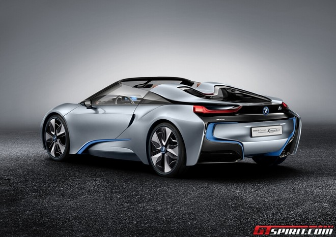 """Siêu xe thể thao BMW i8 """"trình làng"""" ảnh 2"""